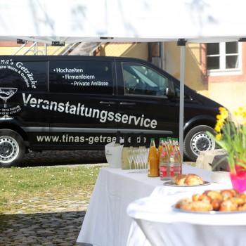 eventservice-van-tische